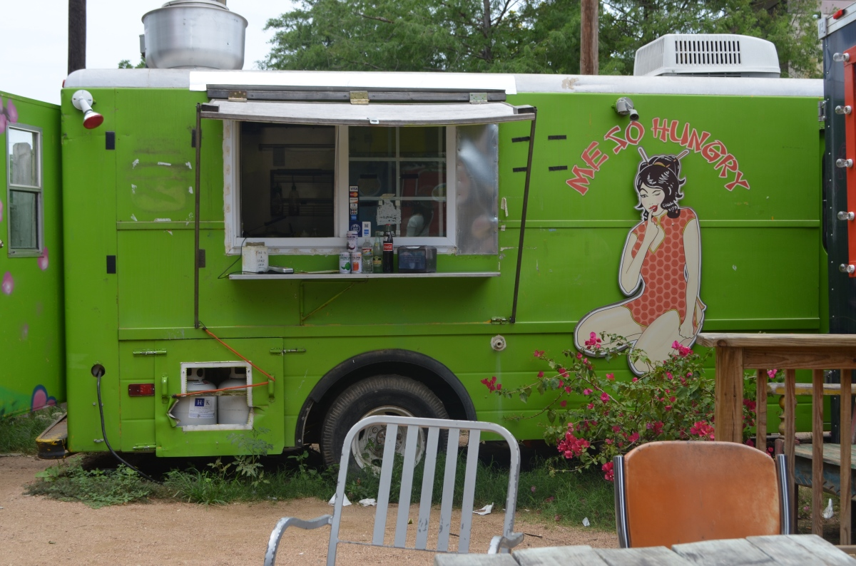 Me So Hungry: An Austin Food Truck