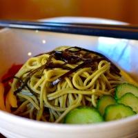 Green Tea Soba Noodle Salad